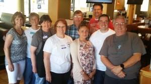 Applebees AlumKnights Fundraiser 2015 Volunteers