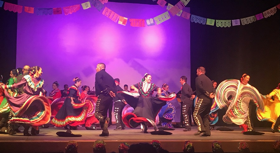 Photo of DNHS Ballet Folklorico - 2017