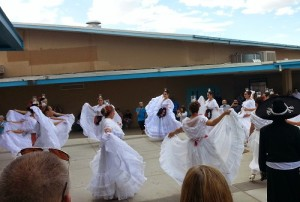 AlumKnights Celebrate the Knight Folklorico