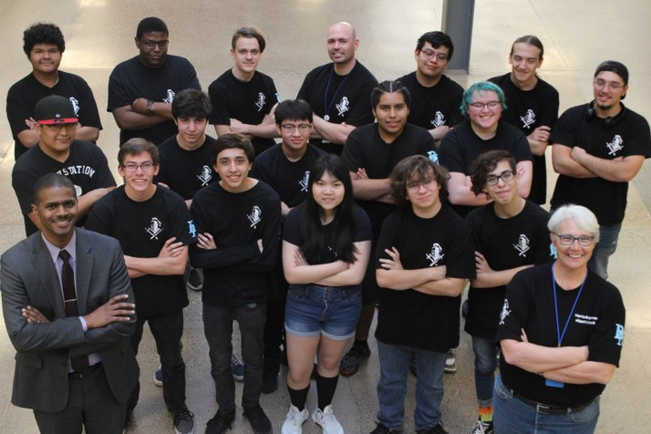 Photo of DNHS 2019-2020 Esports Team