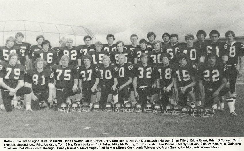 DNHS 74 Football Team - AlumKnights