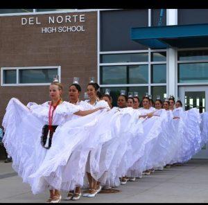 Photo of DNHS Ballet Folklórico Troupe