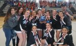 DNHS Cheer Team - 2018 District 2 5A Champions