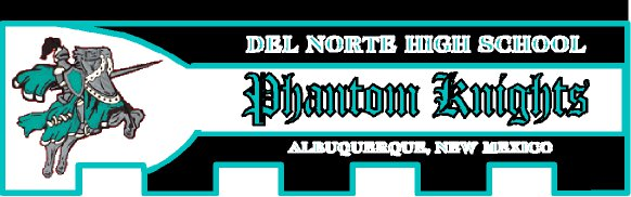 DNHS Phantom Knights logo