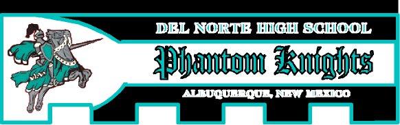 DNHS Phantom Knights logo