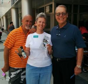 AlumKnights Volunteers for the 2015 DNHS Registration