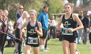 Jenna Thurman running