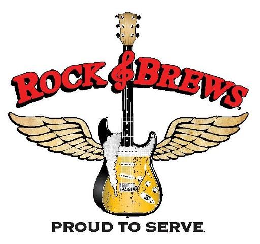 Rock&Brew Fundraiser logo