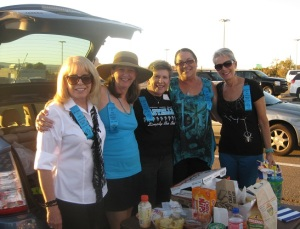 Alumnknights Homecoming Tailgate, Oct 24, 2014