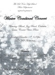 DNHS Winter Combined Concert - AlumKnights