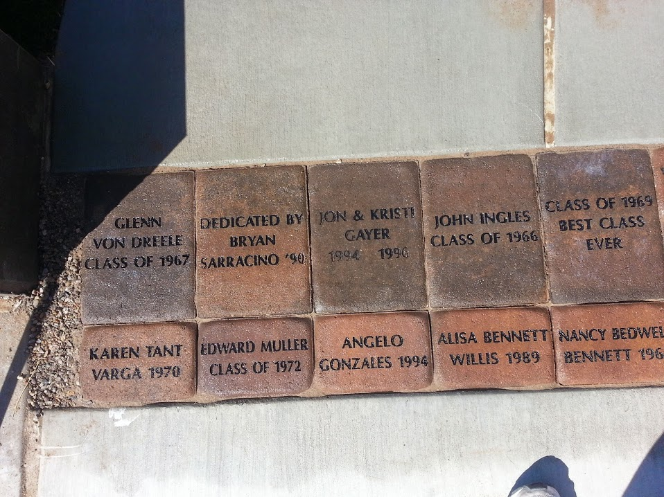 AlumKnights Bricks